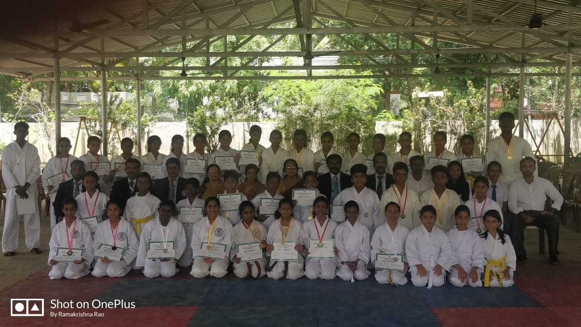 Karate 2019 – 2020