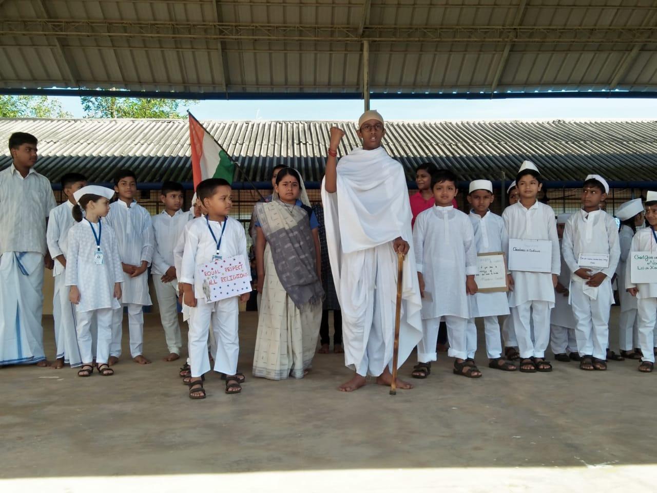 Gandhi Jayanthi 2019-20